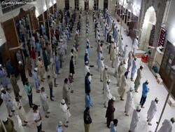 بھارت اور پاکستان میں عید الاضحیٰ مذہبی جوش و جذبے سے منائی جا رہی ہے