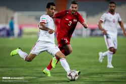 Iran, Syria match