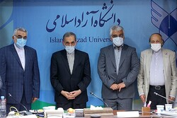 «علاالدین بروجردی» معاون بین الملل دانشگاه آزاد شد