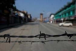 هند مانع برگزاری نماز عیدقربان از سوی مسلمانان کشمیر شد
