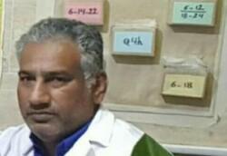 «ایرج رحیمی»چهارمین شهید مدافع سلامت هرمزگان شد