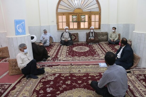کتابخانه انقلاب اسلامی در استان بوشهر رونمایی میشود