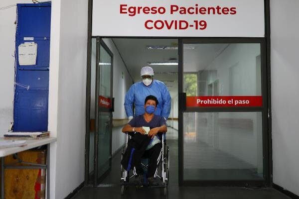 ۱۷ بیمار بدحال کرونایی در شاهرود تحت مراقبت ویژه هستند