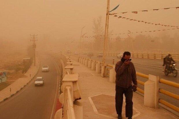وقوع پدیده غبار برای خوزستان پیشبینی میشود