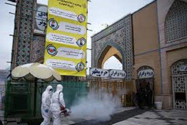 ۱۳ نفر از کادر درمانی مشهد شهید شدهاند