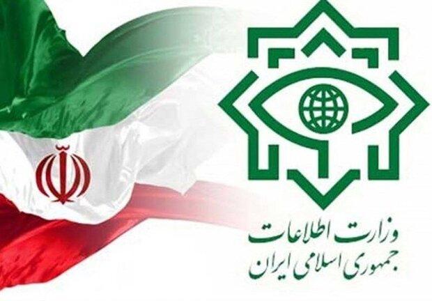 """وزارة الأمن الايرانية تعتقل متزعم زمرة """"تندر"""" الإرهابية التي تتخذ أمريكا مقراً لها"""
