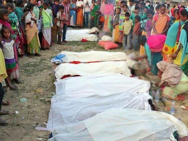 بھارتی پنجاب میں زہریلی شراب پینے سے 80 افراد ہلاک