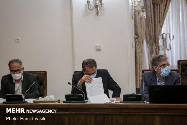 جلسه بررسی مسائل مربوط به وقف کوه دماوند 18
