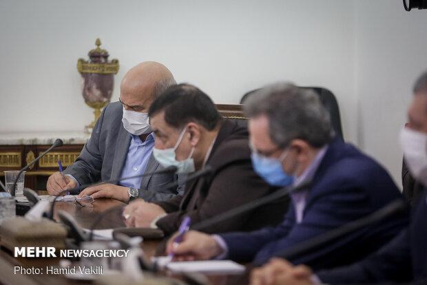 جلسه بررسی مسائل مربوط به وقف کوه دماوند 20