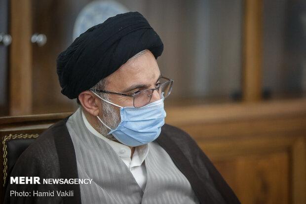 سیدمهدی خاموشی رئیس سازمان اوقاف و امور خیریه