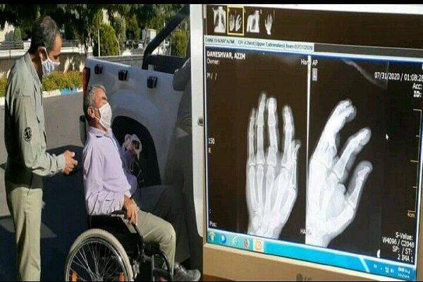 حمله به محیطبان درگزی/ فرد مهاجم دستگیر شد