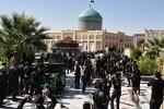 حضور دستههای سینهزنی در خیابانهای شهر کاشمر ممنوع است