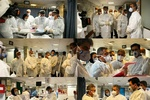 معاون وزیر بهداشت از بیمارستان شهید مصطفی خمینی ایلام بازدید کرد