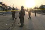 انفجار بمب در غزنی افغانستان با ۲۳ کشته و زخمی