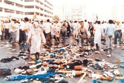 کشتار حجاج در جمعه سیاه سال ۶۶ لکه ننگی در پرونده استکبار