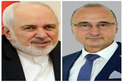 Zarif felicitates Croatian counterpart on reappointment