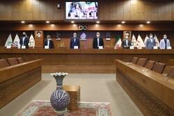 مجمع عمومی فدراسیون شنا با حضور معاون وزیر ورزش برگزار شد