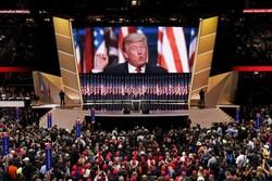 خبرنگاران اجازه حضور در مراسم نامزدی ترامپ را ندارند