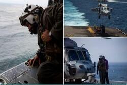 آمریکا کشته شدن همه سرنشینان رزم ناو خود را تایید کرد