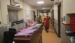 شکستگی علمک گاز و انتشار شدید گاز در یک مرکز درمانی