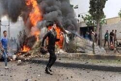 خودرو بمبگذاری شده در جلالآباد افغانستان منفجر شد