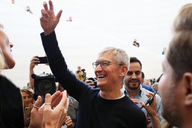 جهش قیمت سهام، ارزش اپل را از آرامکوی سعودی هم بالاتر برد