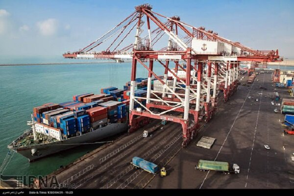 Iran's foreign trade value hit $19.6bn in four months: IRICA