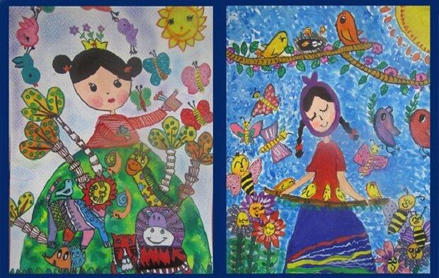 ۲ گیلانی برگزیده جشنواره ملی نقاشی «صلح و دوستی» شدند