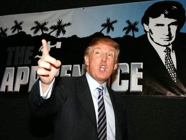 ترامپ همچنان از هالیوود پول درمیآورد