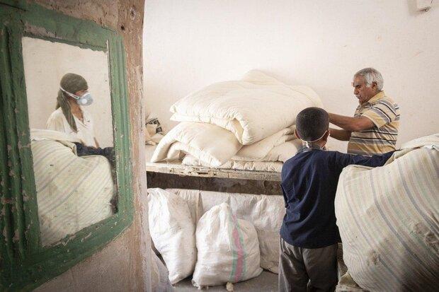 «حلاجی» شغلی از دل تاریخ/ مشاغلی که در سمنان فراموش میشوند