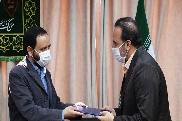 «محمدهادی صلحجو»، سرپرست گروه تلاوت شبکه قرآن سیما شد