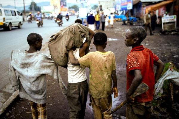 مروری بر اقتصاد مبتنی بر جنگ در کنگو از نگاه پرس تی وی