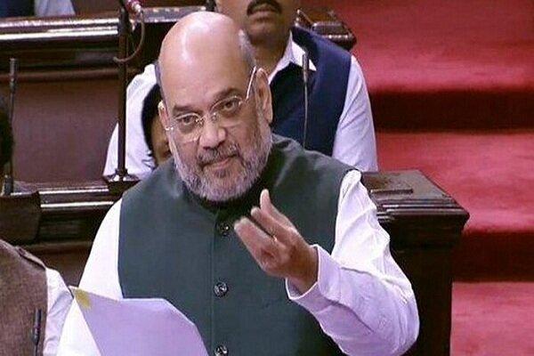 وزیر کشور هند در بیمارستان بستری شد