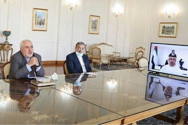 Iran, UAE discuss bilateral coop., common issues in region