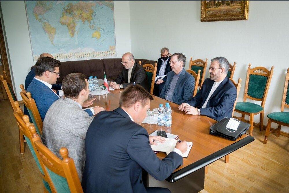 دور دوم مذاکرات ایران و اوکراین مهرماه در تهران برگزار میشود