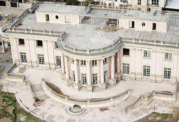 ۶ دلیلی که برای اثبات ملی بودن «کاخ ثابت پاسال» ارائه شد