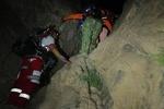 ۴ سنگنورد گرفتار در کوه های مسجد صاحب الزمان کرمان نجات یافتند