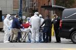 امریکہ میں کورونا وائرس سے اب تک 1 لاکھ 58 ہزار 929 افراد ہلاک