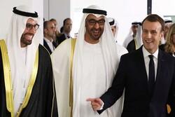 همکاری پاریس و ابوظبی در ایجاد رژیم استبدادی در منطقه