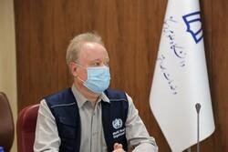 WHO Rep. lauds Hamedan for anti-COVID-19 measures