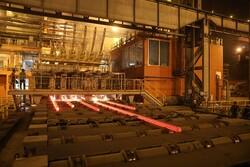 بهره برداری موفق از ریخته گری در فاز دوم فولاد کاوه جنوب کیش