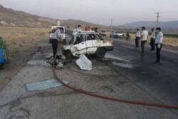 شناسایی ۶۸ نقطه پرتصادف در استان ایلام