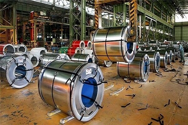 Steel accounts for 45% of mineral industries' export share