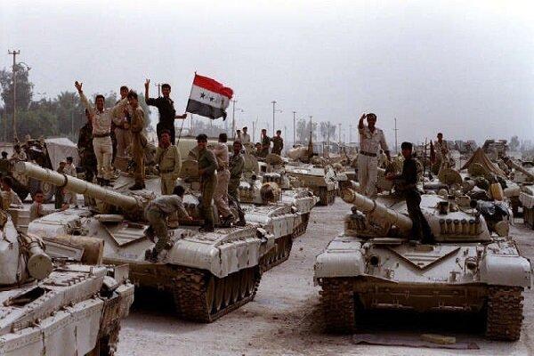 صدام يوماً ما سيهاجم الدول العربية بعد حربه على ايران