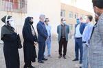 مسئولان باشگاه استقلال از کمپ مرحوم حجازی بازدید کردند