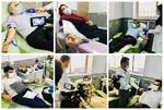 خبرنگاران بوشهری به مناسبت روز خبرنگار خون اهدا کردند