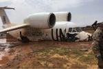 ۱۱ خدمه پرواز و کارمند سازمانملل در مالی زخمی شدند