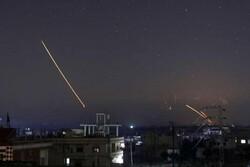 الدفاعات الجوية السورية تتصدى لغارات صهيونية