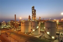 Iran's petchem production capacity to increase by 4mn tons