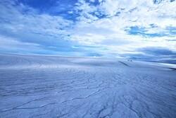 بررسی هوش مصنوعی از یخ زده بودن گذشته مریخ